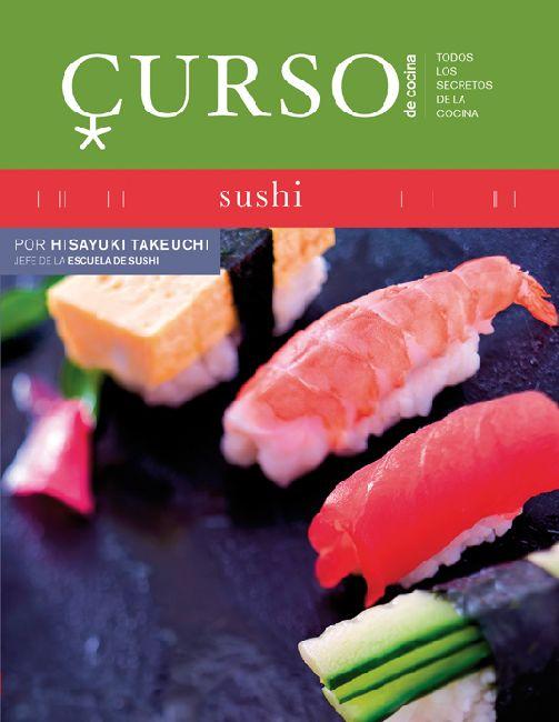 4 libros de sushi para todos los gustos haiku barcelona for Libro escuela de cocina
