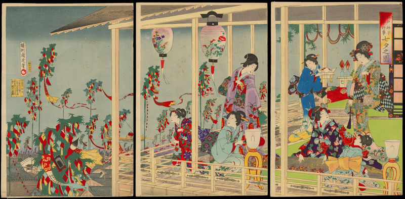Yoshu_Chikanobu-Annual_Events_of_Prosperous_Edo-Tanabata_Festival-011384-11-05-2011-11384-x800