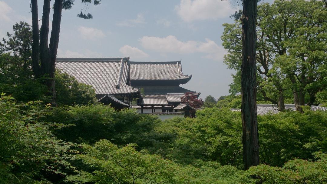 Secretos de Kioto: los jardines zen del templo Tofuku-ji | Haiku ...